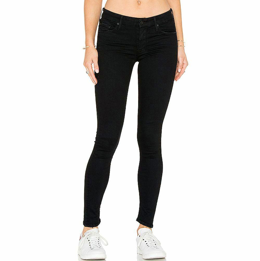 Nuevo con etiquetas  MOTHER el LOOKER Skinny Jeans Jeans Jeans  Negro un modelo espía lavado  29 972264