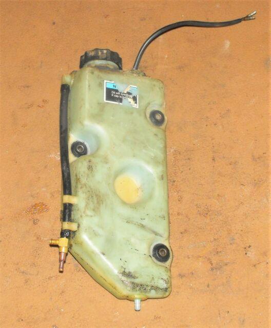 Mercury 225 HP 2 Stroke DFI Oil Tank Assembly PN 830889A4 Fits 2000-2014+