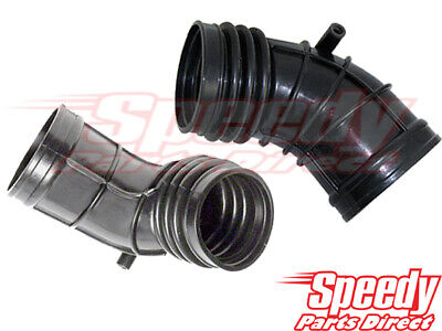 NEW Air Intake Boot Body Hose Kit Set of 2 for BMW 323Ci 323i 325xi 328i