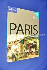 LONELY-PLANET-PARIS-ENCOUNTER-Catherine-Le-Nevez-2009-TRAVEL-GUIDE-BOOK-France