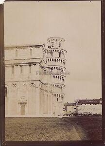 Pisa-Italia-Foto-Amateur-Viaggio-IN-Italia-1898-Vintage-Citrate