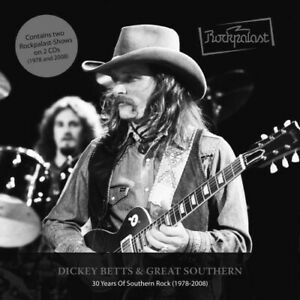 30 Years Of Southern Rock - Dickey & Great Southern Bet (2010, CD NEU)2 DISC SET