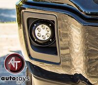 Aftermarket Led Driving Fog Lights For Chevy & Gmc Trucks And Suvs -pair