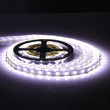White 5M 300Leds 3528 SMD Bright Flexible Led Strip Lights Lamp Non-waterproof