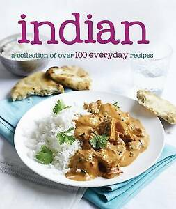 Indian-Cookbook-100-Recipes-Hardback-New-full-Colour-Step-by-Step