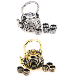 1-12-Miniature-6-pcs-Tea-Cup-Set-Kitchen-DollhouseJCWGPT-F