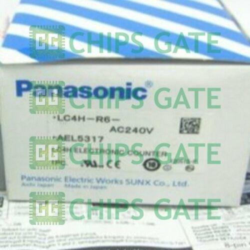 1PCS NEW Panasonic counter LC4H-R6-AC240V Fast Ship