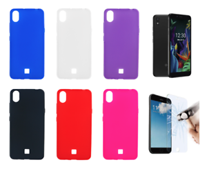 Case-Cover-Gel-TPU-Silicone-For-LG-K20-4G-5-45-034-Optional-Protector