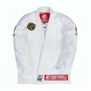 New Arrival Shoyoroll Cut Professional Jiu Jitsu Uniform / Custom Made BJJ Gi's