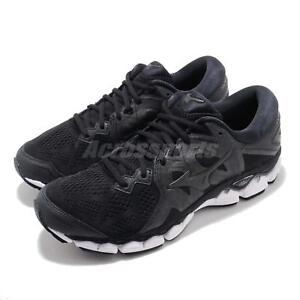 Mizuno-Wave-Sky-2-Black-White-Men-Running-Training-Shoes-Sneakers-J1GC1802-09