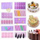 Silicone Chocolate Candy Mold Fondant Cake Decorating Baking Sugarcraft Mold DIY