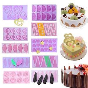 Silicone-Cake-Decorating-Mold-Fondant-Chocolate-Candy-Baking-Sugarcraft-Mould