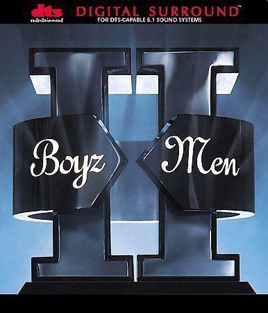 1 of 1 - NEW - II by Boyz II Men