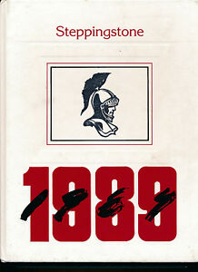 Details about North Caldwell NJ West Essex Junior High School yearbook 1989  New Jersey