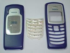 new nokia 2100 cover keypad set blue