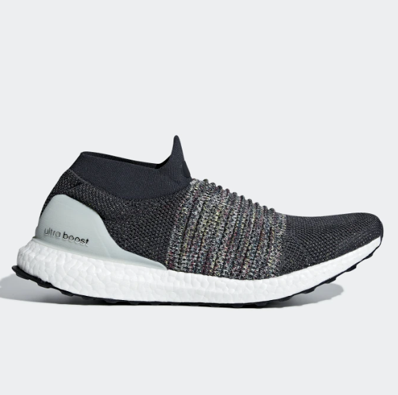 Adidas Ultraboost Laceless Running shoes CM8267 Athletic SZ 4-12 Time Attack