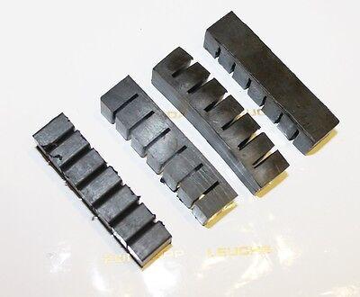 Zündapp 4 x Dämpfungsgummi Zylinder Kühlrippen ZR 10 20 30 Typ 447