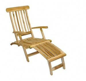 teck chaise longue de jardin transat pour bois lit soleil meubles ... - Chaise Longue Jardin Bois