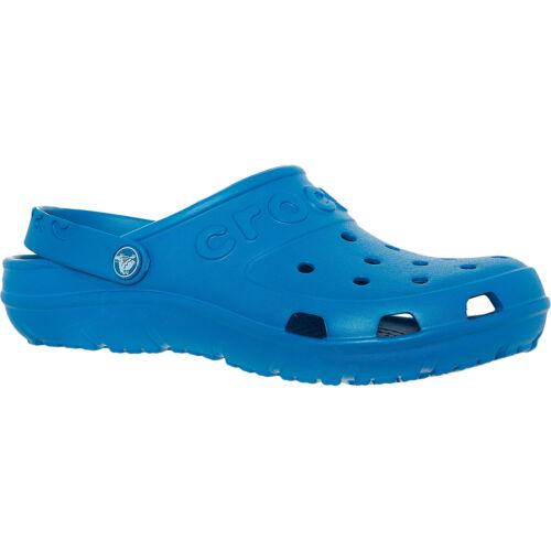 7 Marine Blue Zoccoli taglia Crocs Zoccoli fAqxzq