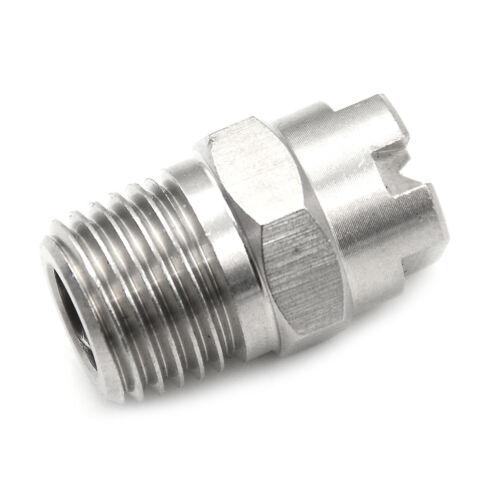 1//4 Zoll Metall-V-Jet-Flachstrahldüsen-spezifisches industriellesWaschwerkzeu YT