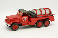 Corgi Toys Code 3 1/43 - International 6X6 Truck Citerne Pompiers