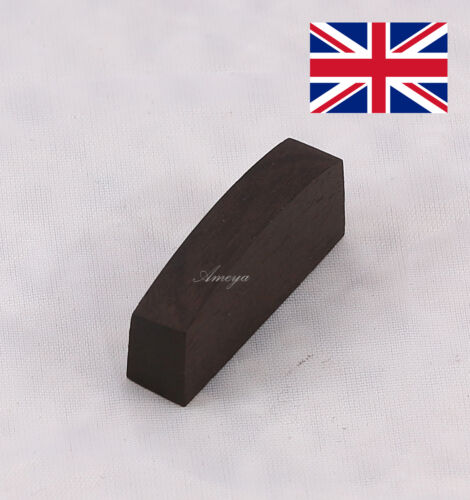 Finest Quality Ebony Violin Nut