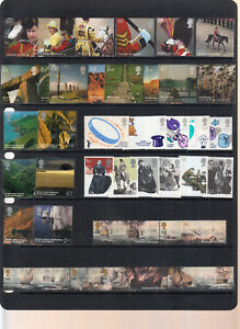 GB-2005-ANY-SET-ISSUED-UNMOUNTED-MINT-MNH-BELOW-FACE-VALUE