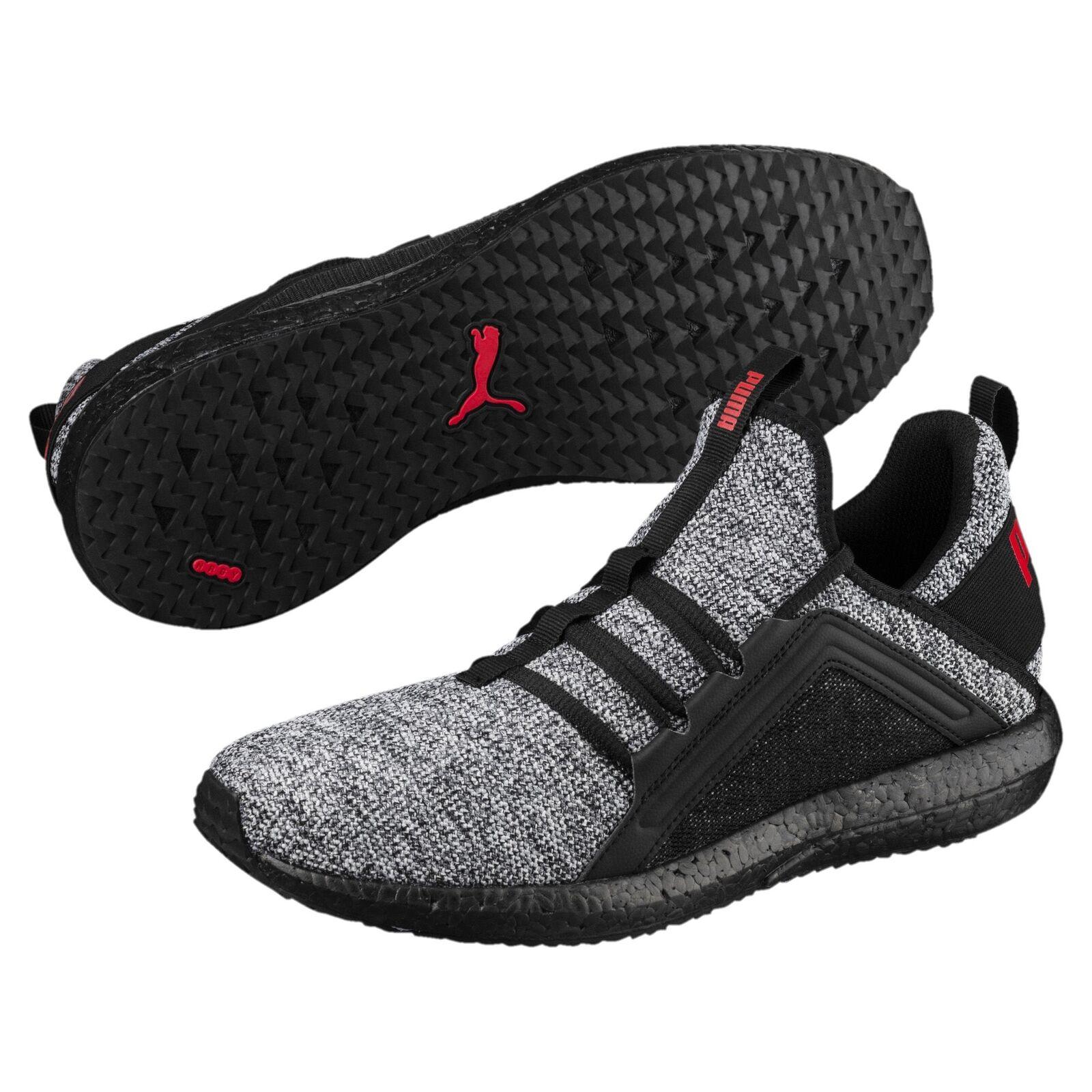 sports shoes 45e34 9c985 PUMA Mega NRGY Knit Men s Trainers Trainers Trainers Men shoes Running New  4b898b