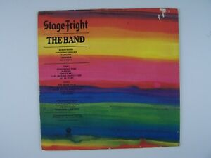 The Band - Stage Fright Vinyl LP Record Album SW-425