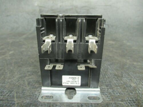 PRODUCTS UNLIMITED CONTACTOR 3100-30T1028WA 600V 25HP 50A//RES HN53TD115