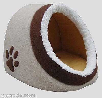 Nett Pocky-pet Katzenhöhle Hundehöhle Katzenbett Katze Hund Schlafplatz Katzenhütte Ausreichende Versorgung