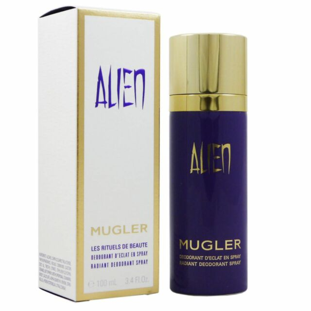 Thierry Mugler Alien 100 ml Deodorant Deo Spray