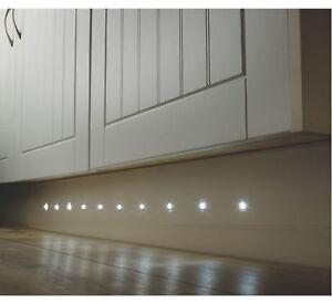 10 x 19mm led deckdeckingplinthkitchen kickboardspotlightsfloor image is loading 10 x 19mm led deck decking plinth kitchen workwithnaturefo