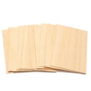 10PCs Cork Board 150*100*2mm Bulletin Board Message Boards Wooden Frame Pin Memo