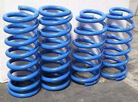 Ford Mustang 94-04 Jdm 1.5 Drop Suspension Lowering Springs Blue on sale