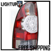 Fits 09-14 Toyota Tacoma Tail Light/lamp Driver Side (left Only)