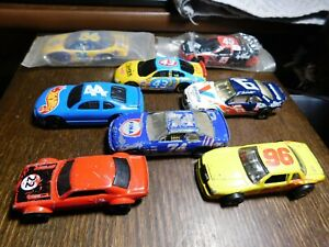 Cars-Set-of-8-Various-Race-Advertisement-Cars-Bag-8-CLEARANCE-SALE