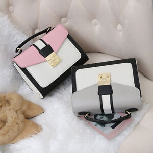 Fashion-Women-Lady-Leather-Handbag-Satchel-Shoulder-Crossbody-Messenger-Bag-Tote