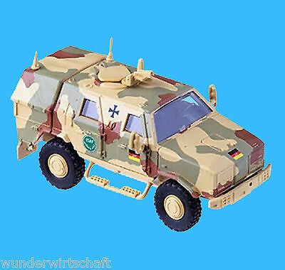 Minitanks H0 5003 ATF DINGO ISAF getarnt Bundeswehr Afghanistan OVP HO 1:87 Roco