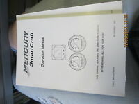 Mercury Smartcraft Operations Manual 90-10229021 Dated 2001