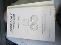 Mercury Smartcraft Operations Manual 90-10229021 Dated 2001
