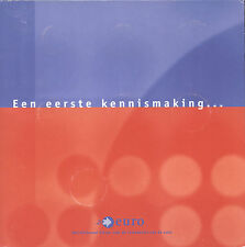 Niederlande Euro-KMS 1999