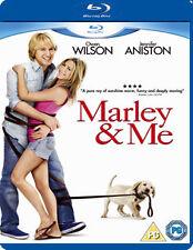 MARLEY AND ME - BLU-RAY - REGION B UK