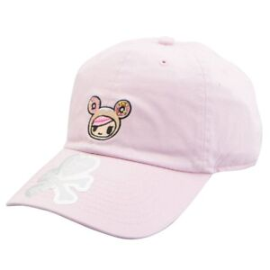 655e0496de8 Image is loading 22-Tokidoki-Donutella-Dad-Hat-pink