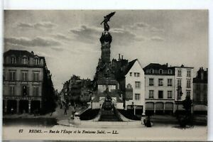 6626-CPA-Frankreich-Champagne-Ardenne-gt-Marne-51-Reims-Postcard