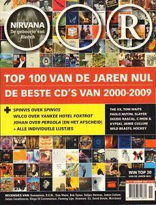 MAGAZINE-OOR-2009-nr-11-SPINVIS-PAOLO-NUTINI-JOHAN-NIRVANA-GEBOORTE-BLEACH