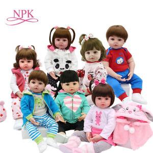 Handmade-Full-Silicone-Body-Baby-Dolls-Newborn-Reborn-Girl-Doll-Girl-Xmas-Gifts