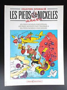 Les-pieds-Nickeles-Pellos-Integrale-N-13-TBE-1992