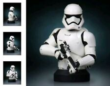 Star Wars First Order Stormtrooper Mini Bust - Episode 7, The Force Awakens