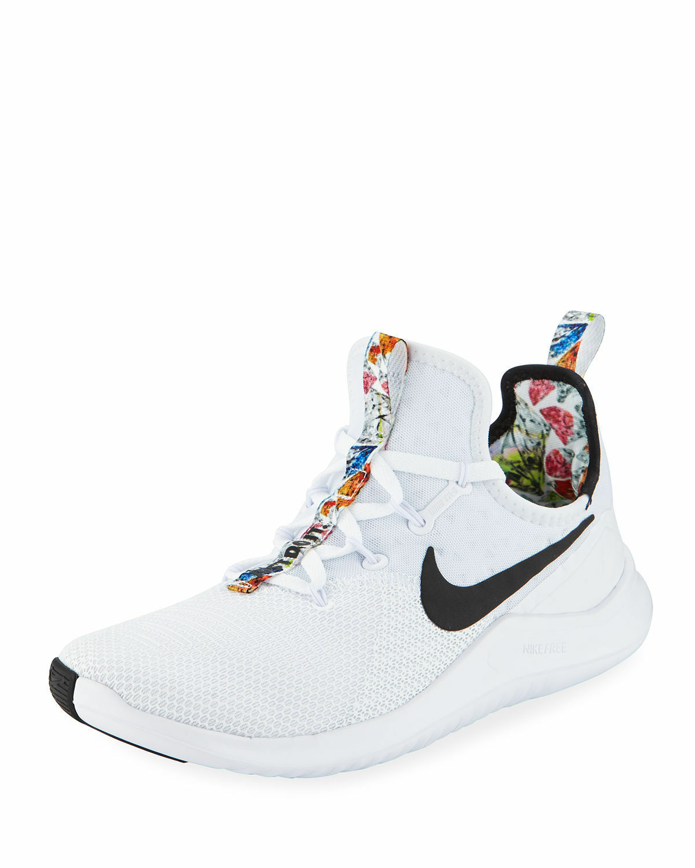 Nike Gratuit Tr 8 8 Tr Blanc/Noir Imprimé Femmes Séance D'Entra?neHommes t 2018 All New 3a3e4c
